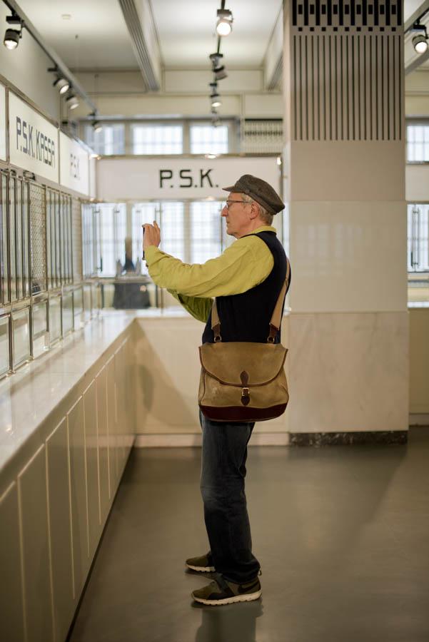 Otto Wagner Postal Savings Bank
