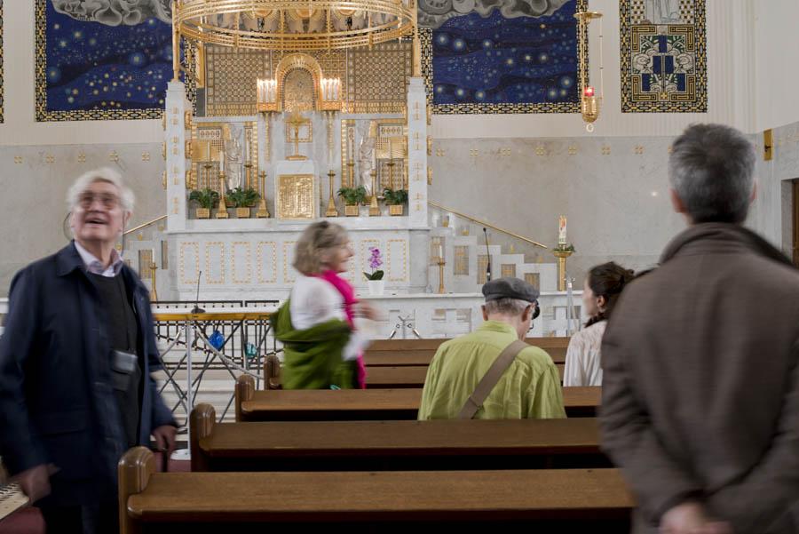Tour of SteinHof Church of St. Leopold 5 - Copy