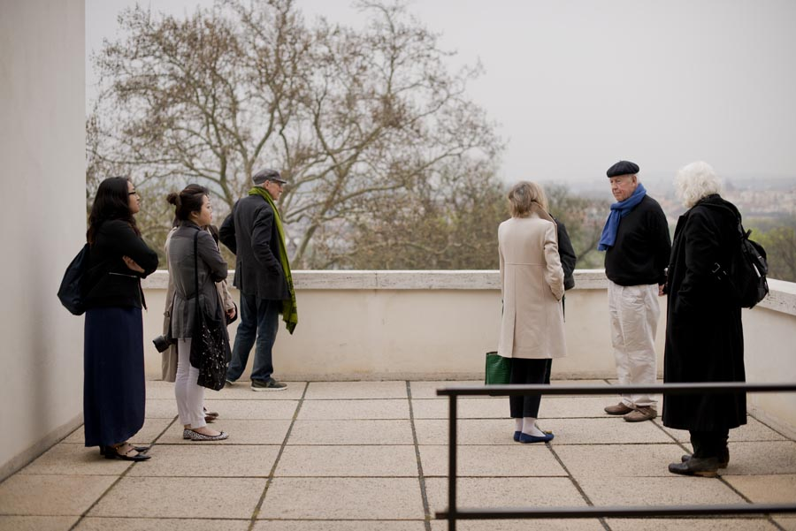 Members Tour of Tugendhat House