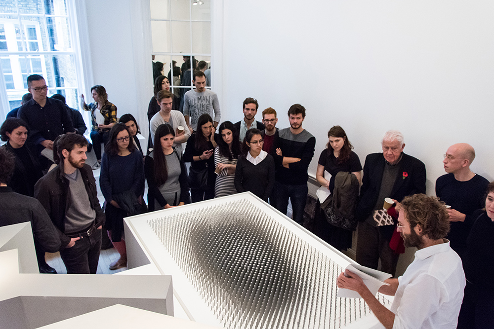 All Purpose Saturday Gallery Talk, photos by Eduardo Andreu Gonzalez