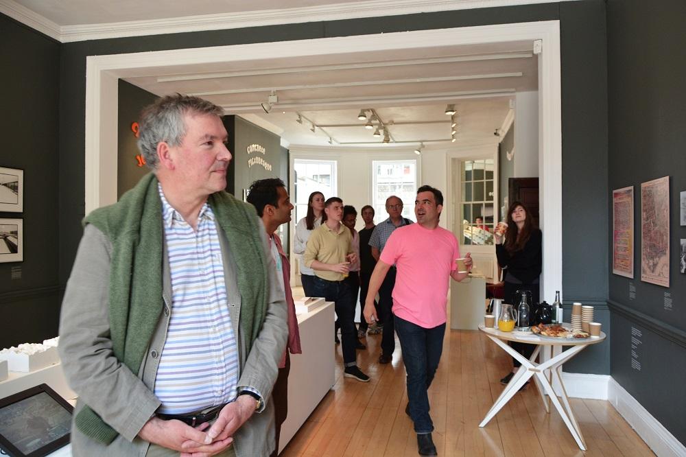 Saturday Gallery Talk with Sam Jacob