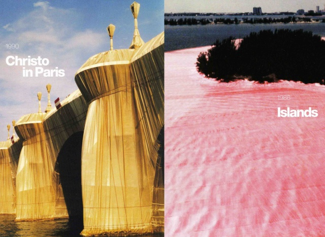 Members' Screening Series on artists Christo & Jeanne-Claude - Islands & Christo in Paris