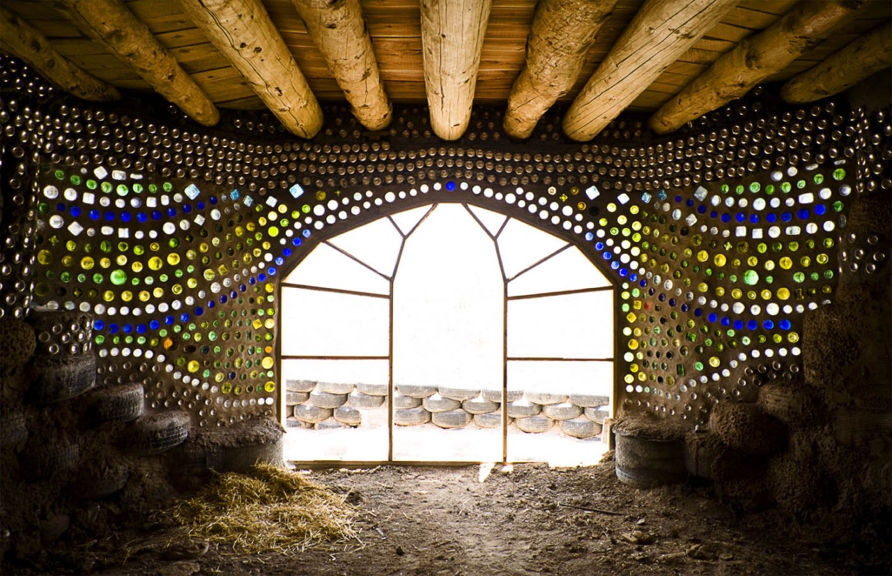 earthships a new way for change Your home leftovers are creating new homes known as earthships, in the   provided in a self-sufficient way to change the face of remote living.