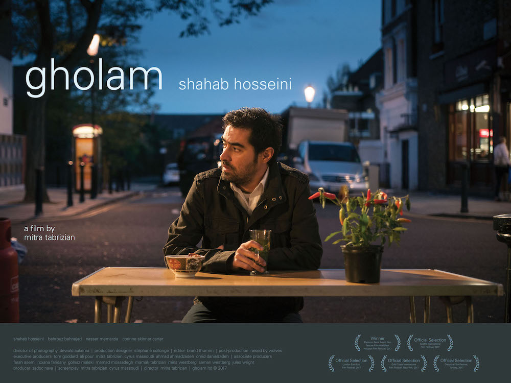 Film Screening: Gholam