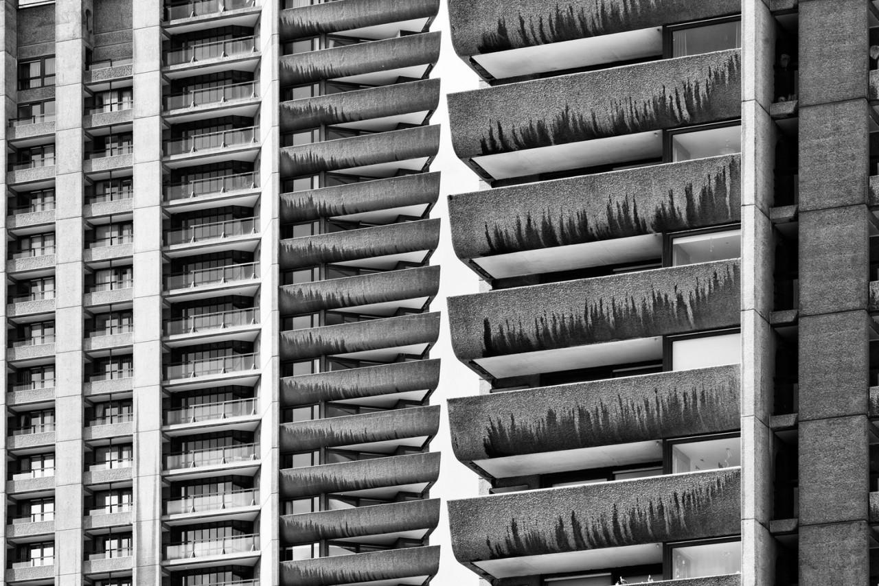 Barbican Estate by Joas Souza Photographer