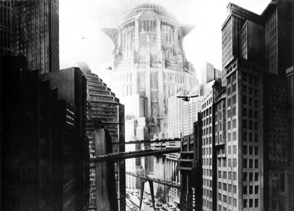 Members' Screening: Metropolis (1927)