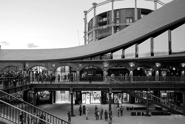 Building Visit: Coal Drops Yard