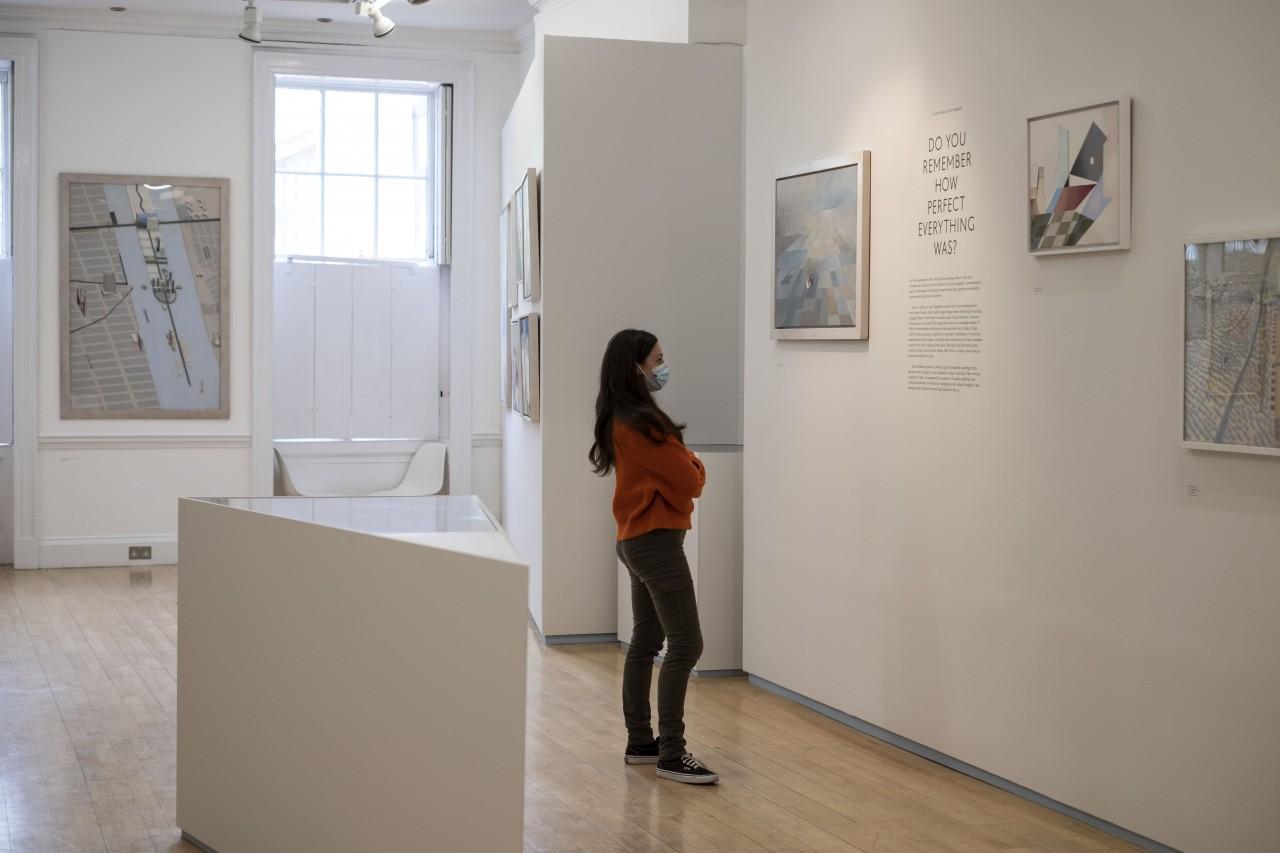 Zoe Zenghelis exhibition_©Sue Barr AA_DSCF3088
